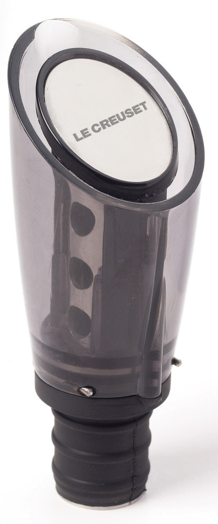 Aerator Pourer Stopper by Le Creuset