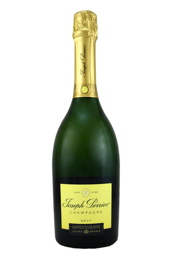 Chardonnay on entry, then fine, mature Pinot Noir and Meunier.