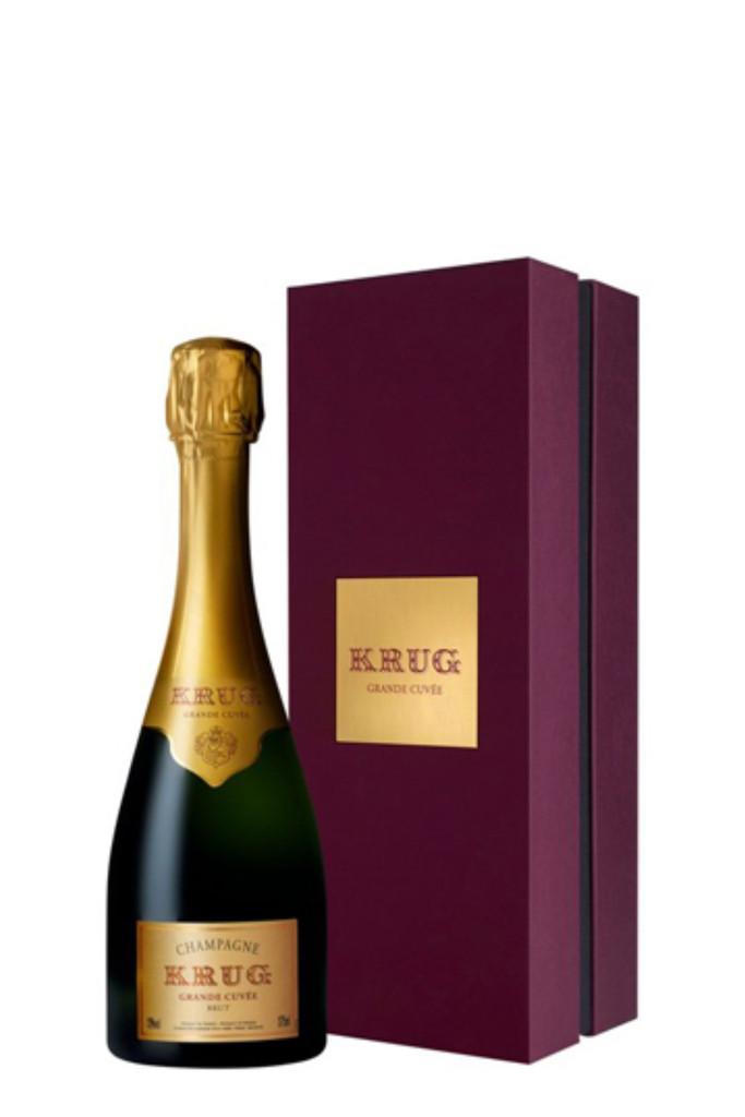 Krug Grand Cuvee Champagne Half Bottle