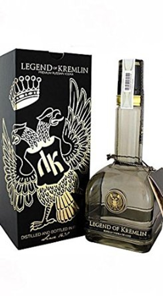 Legend of Kremlin Russian Vodka