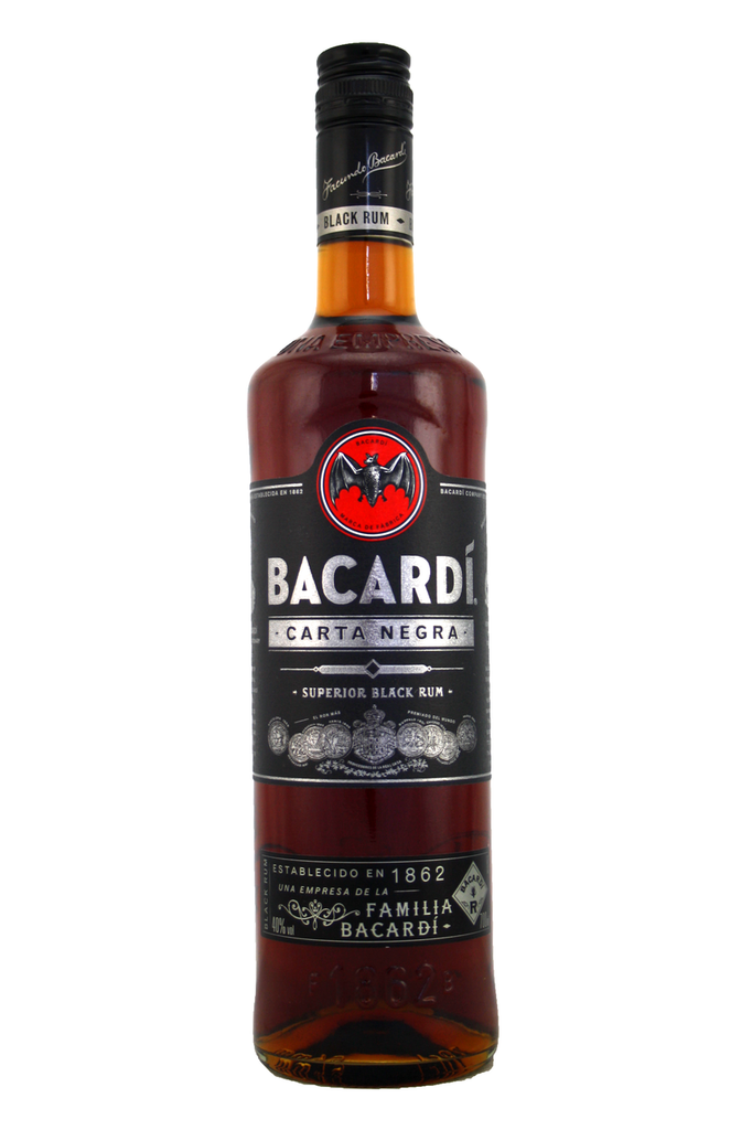 Bacardi Black Carta Negra Rum