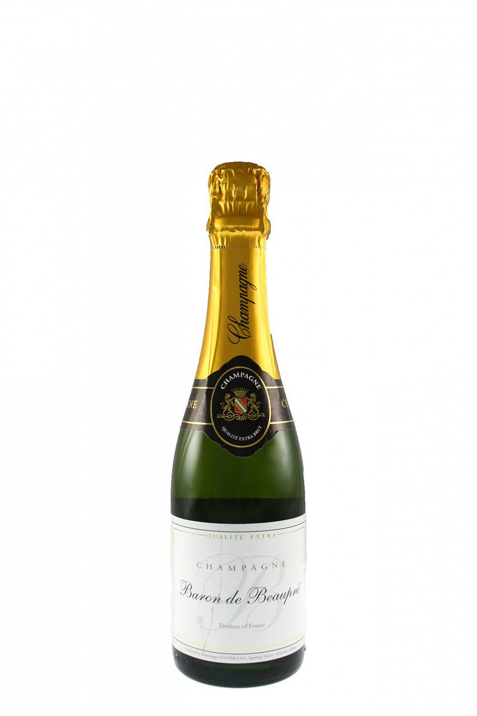 Baron De Beaupre Champagne Half Bottle