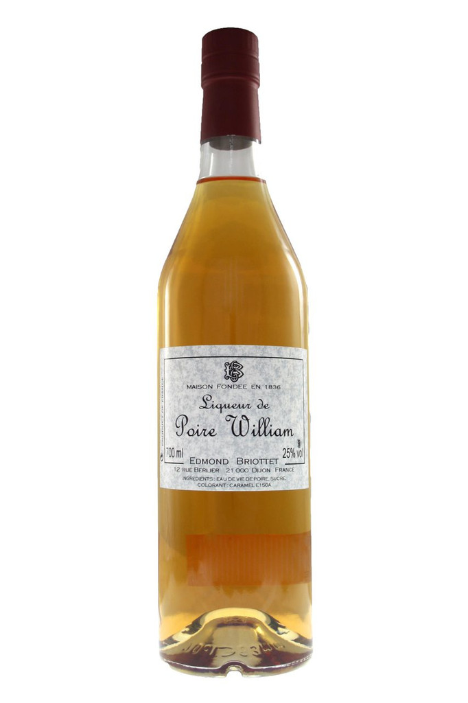 Liqueur de Poire William Briottet