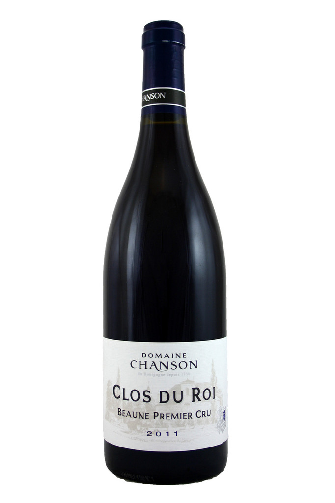 Beaune Clos Du Roi 1er Cru Chanson 2011