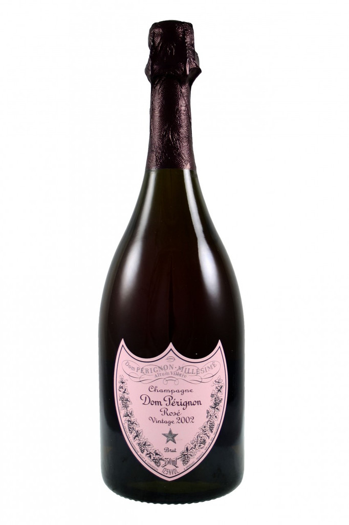 Dom Perignon Rose 2002 Gift Box