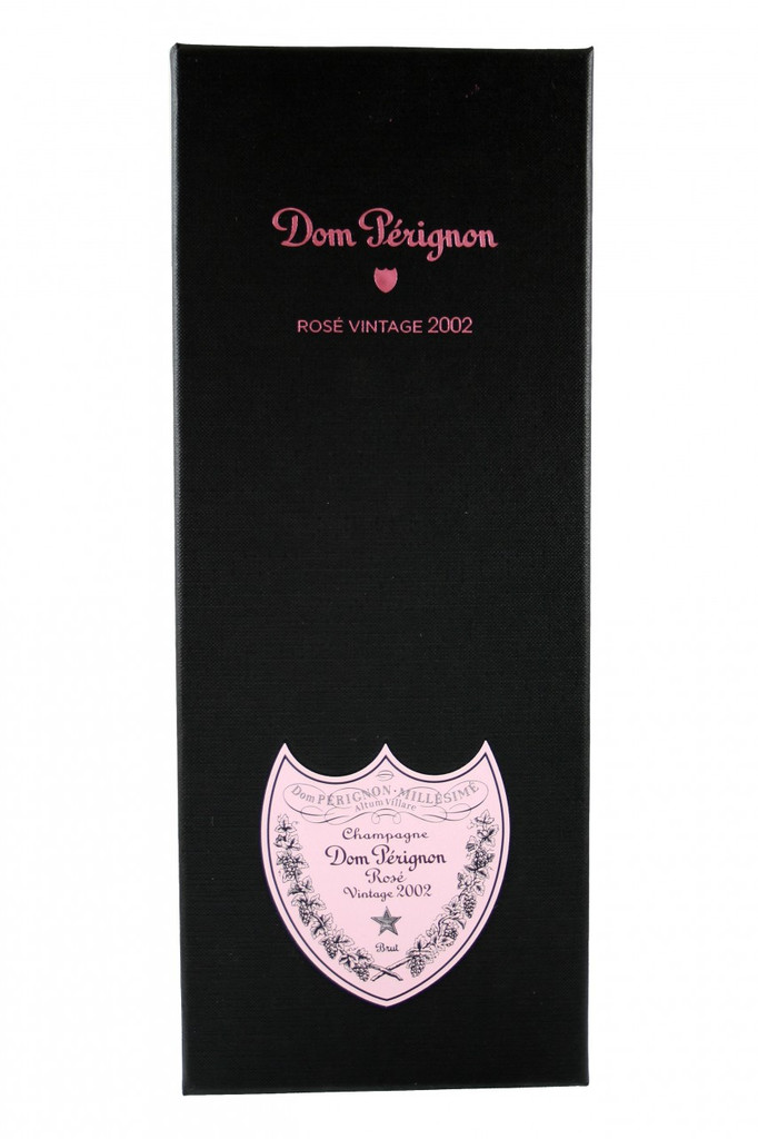 Dom Perignon Rose Gift Box