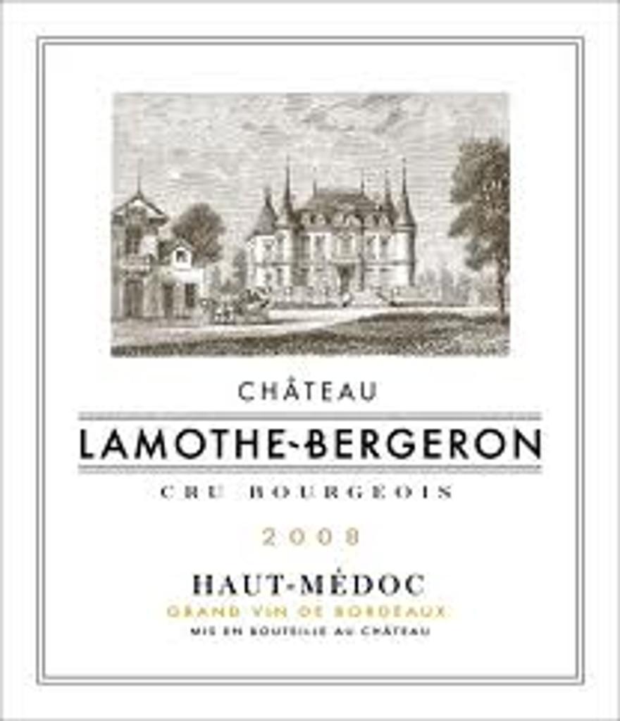 Chateau Lamothe Bergeron 2014