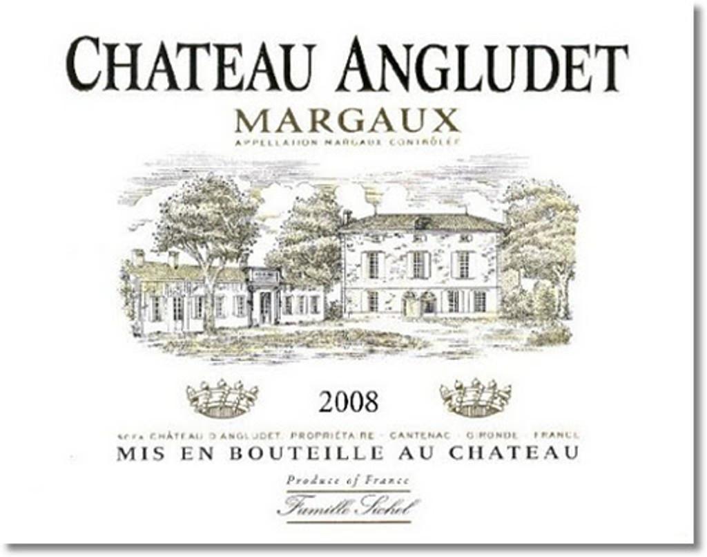 Chateau Angludet Magnum 2014