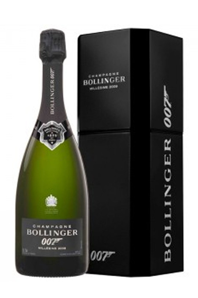 Bollinger Spectre Limited Edition 2009