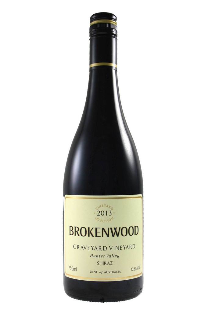 Brokenwood Graveyard Shiraz 2013