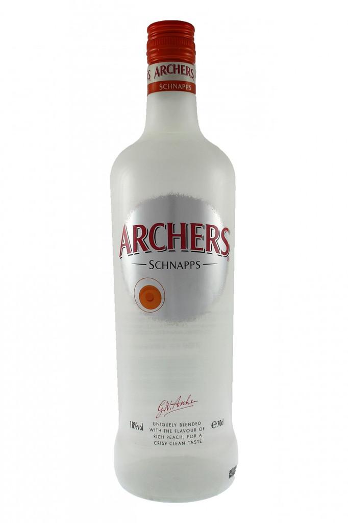 Archers Peach Schnapps