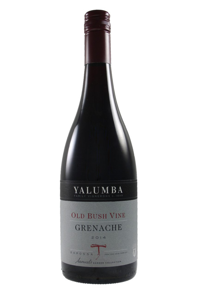 Yalumba Old Bush Vine Grenache 2014