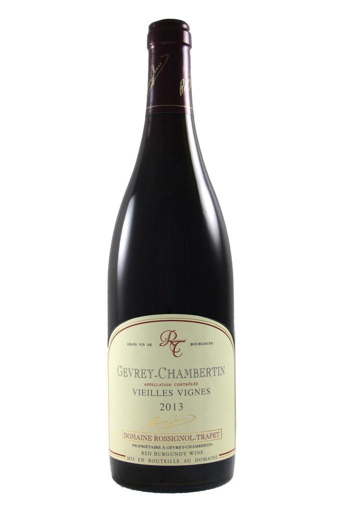 Gevrey Chambertin Vieilles Vignes Domaine Rossignol Trapet 2013
