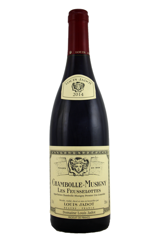 Chambolle Musigny 1er Cru Les Feusselottes Louis Jadot 2014