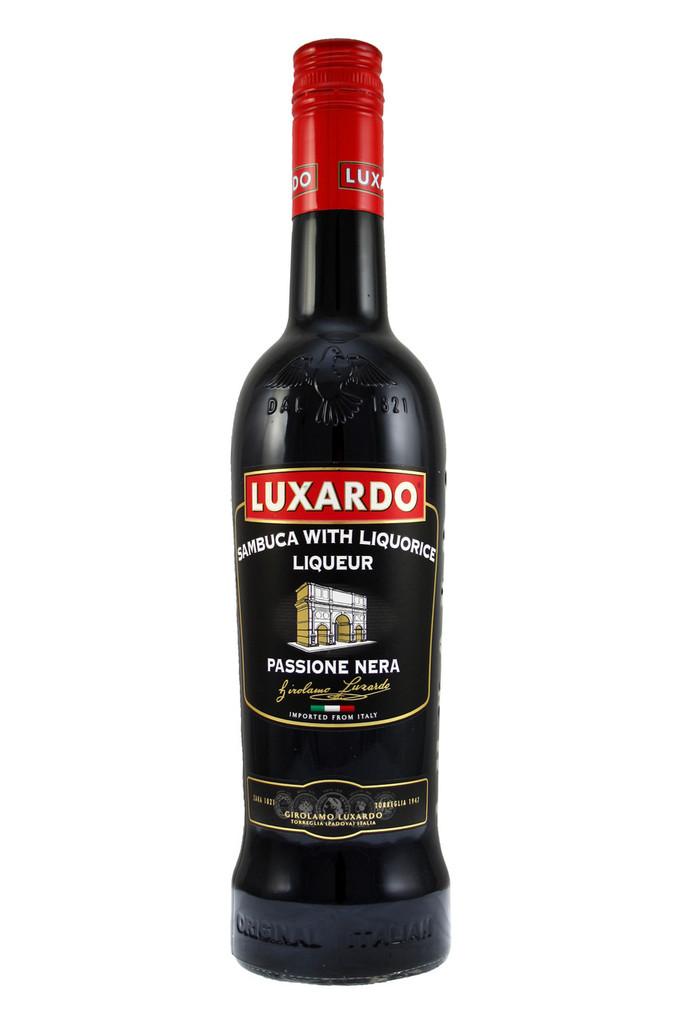 Luxardo Passione Nera Black Sambuca