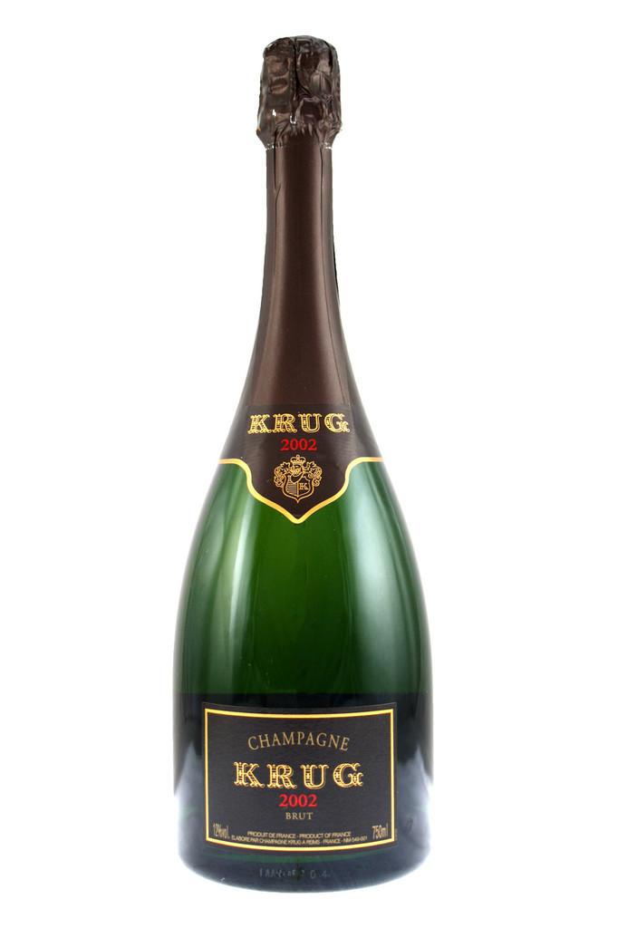 Krug Vintage Champagne 2002