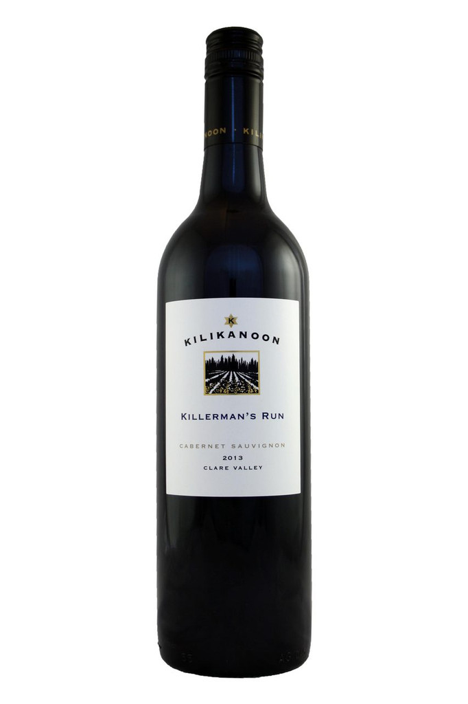 Kilikanoon Killerman's Run Cabernet Sauvignon 2013