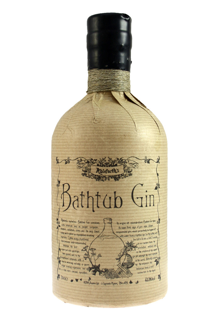 Bathtub Gin by Professor Cornelius Ampleforth's