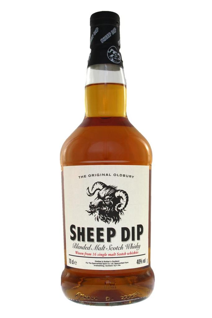 Sheep Dip Blended Malt Scotch Whisky