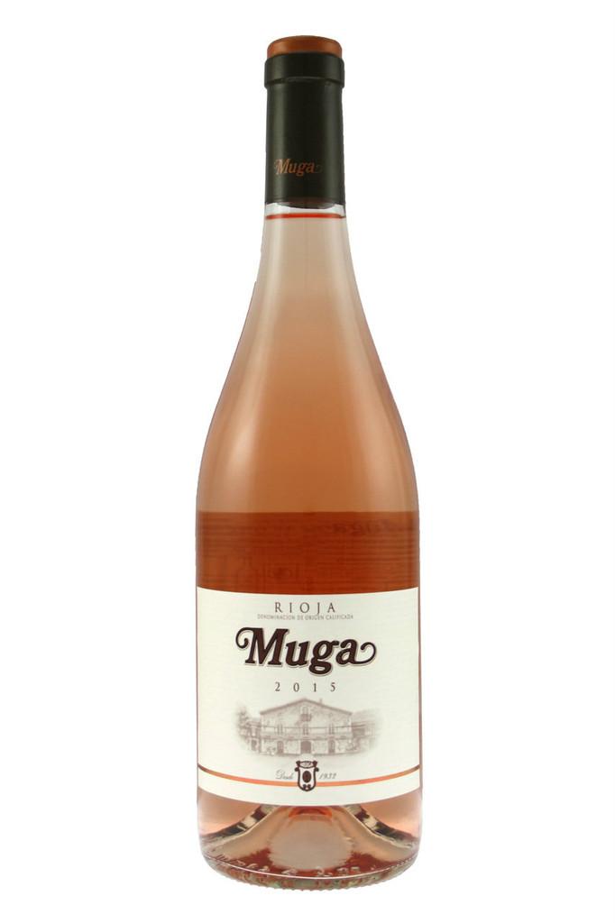 Muga Rosado Rose Rioja 2015