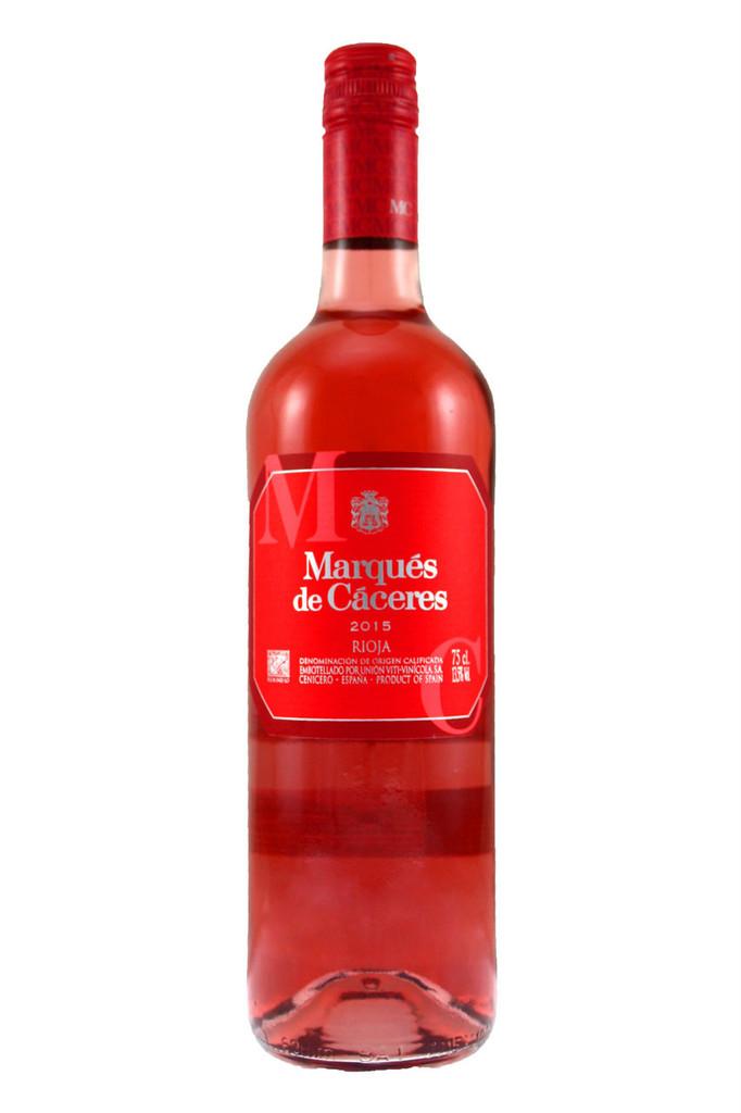 Marques de Caceres Rose Rioja 2015