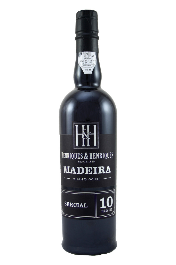Henriques & Henriques Madeira Sercial 10 Year Old 50cl