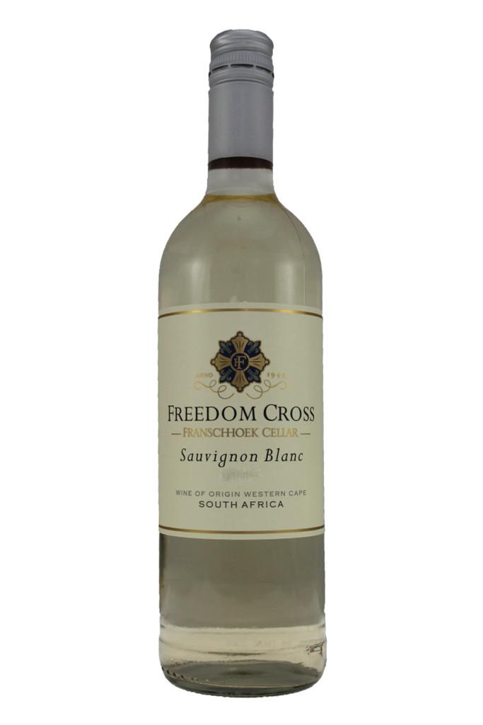 Freedom Cross Sauvignon Blanc, Franschhoek Cellars, South Africa, 2019