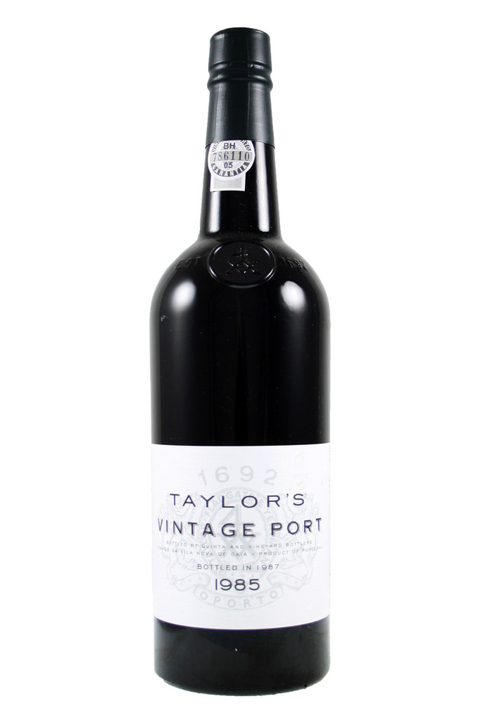 A great vintage port from the first unanimously declared vintage of the 80's. Ready to drink now and will cellar for an additional 10 years at least.