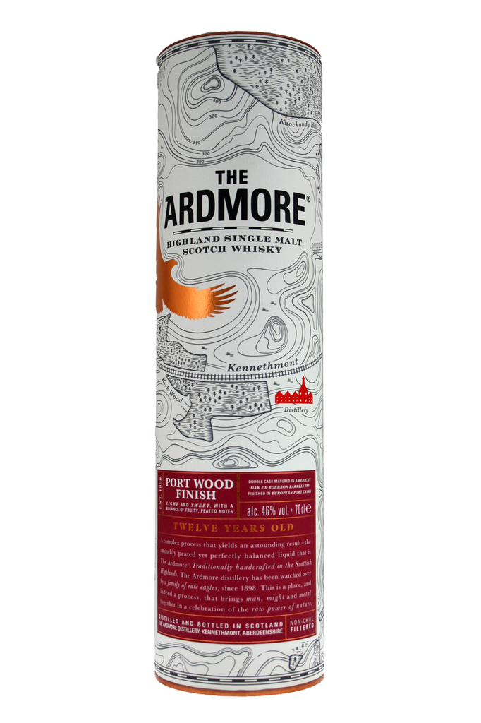 The Ardmore Portwood 12 Year Old Malt