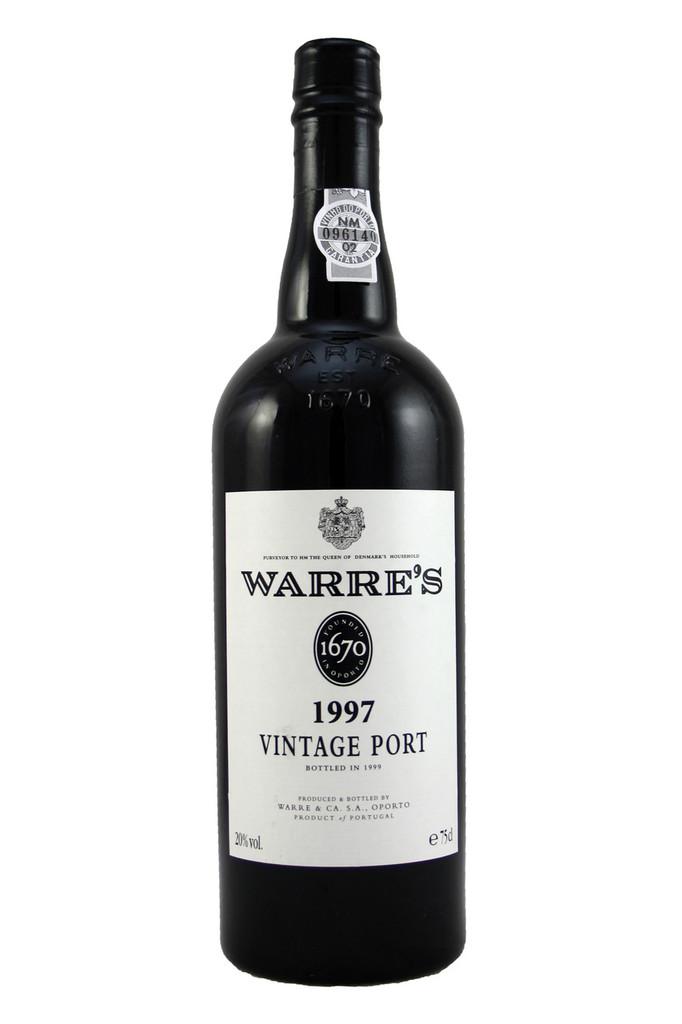Warres 1997 Vintage Port
