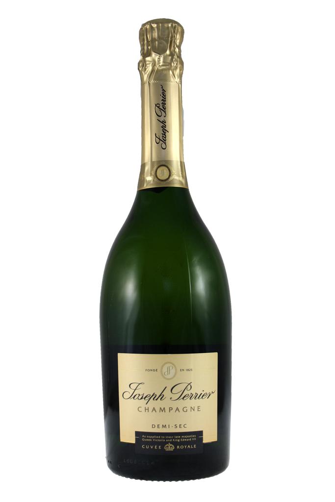 Joseph Perrier Demi Sec Champagne