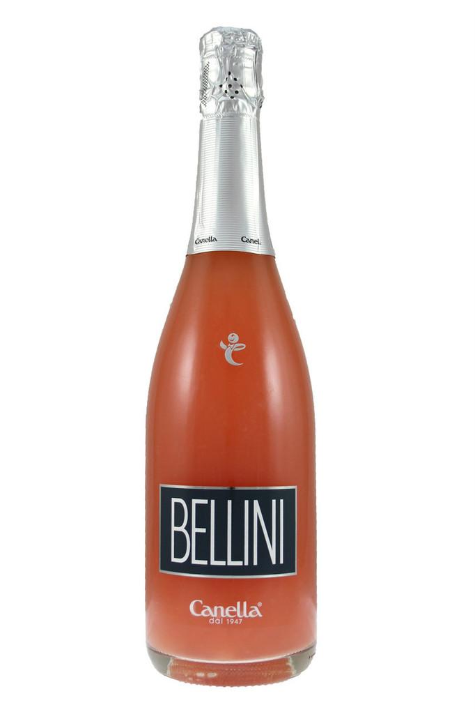 Canella Bellini Cocktail