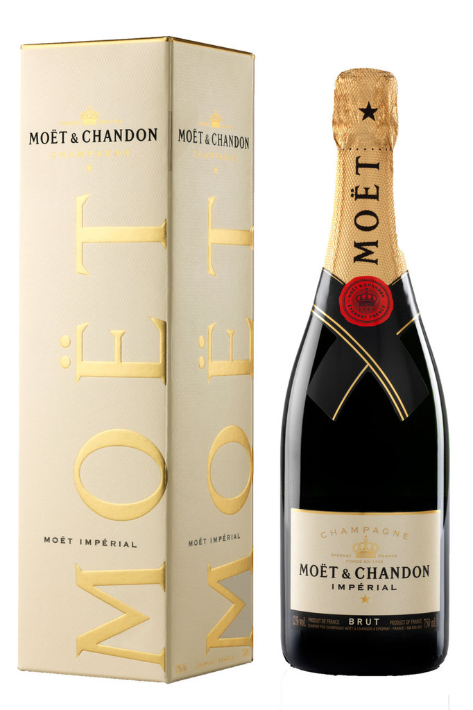 Moet and Chandon Gift Box Brut Champagne