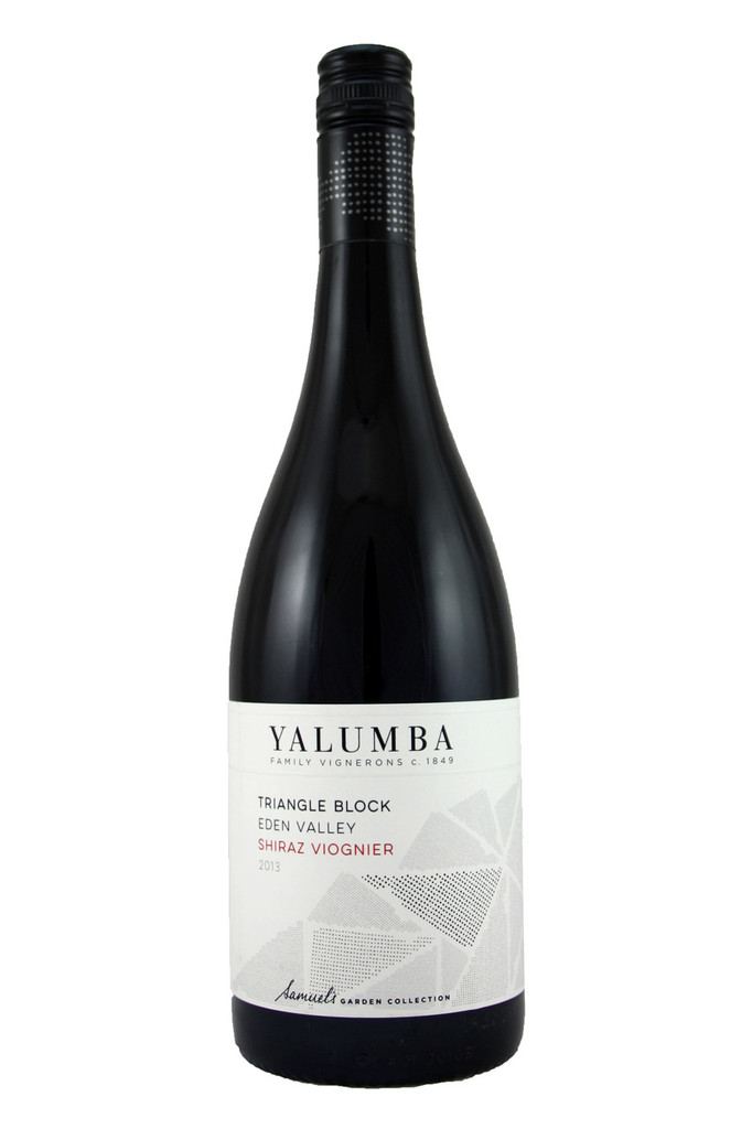 Yalumba Triangle Block Shiraz Viognier 2013