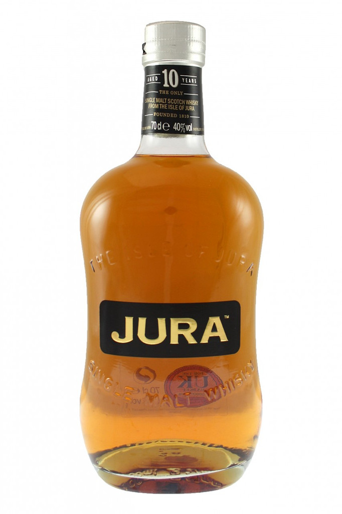 The Isle Of Jura 10 Year Old