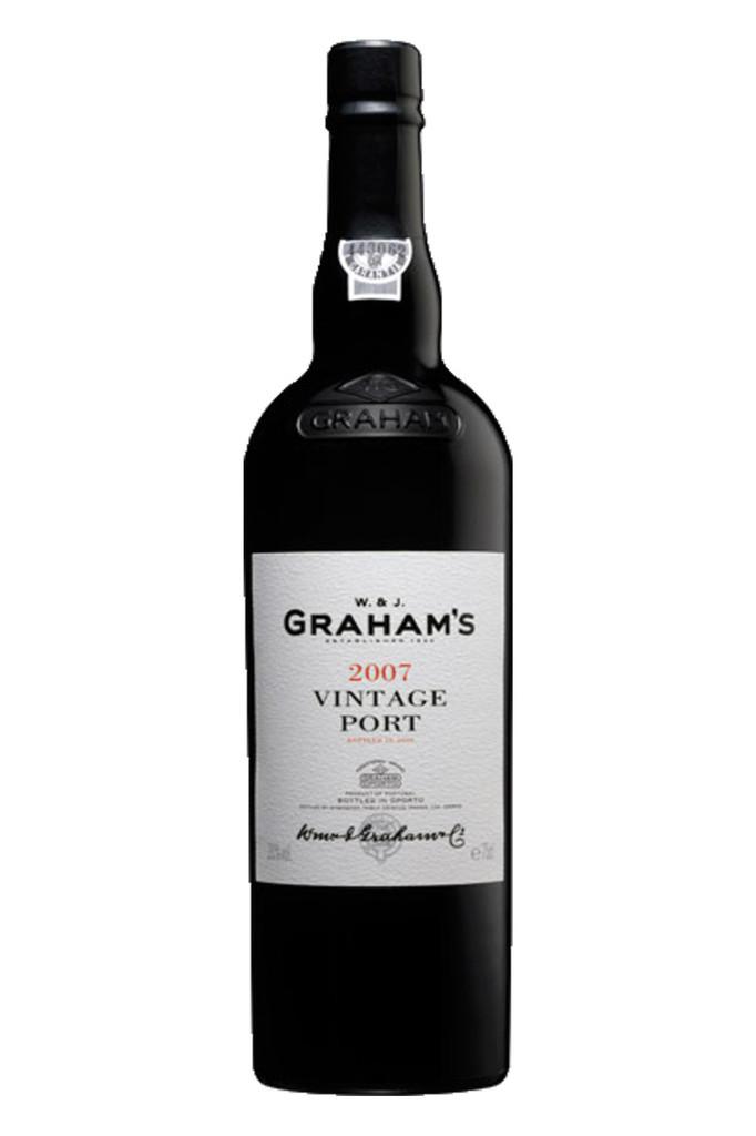 Grahams 2007 Vintage Port