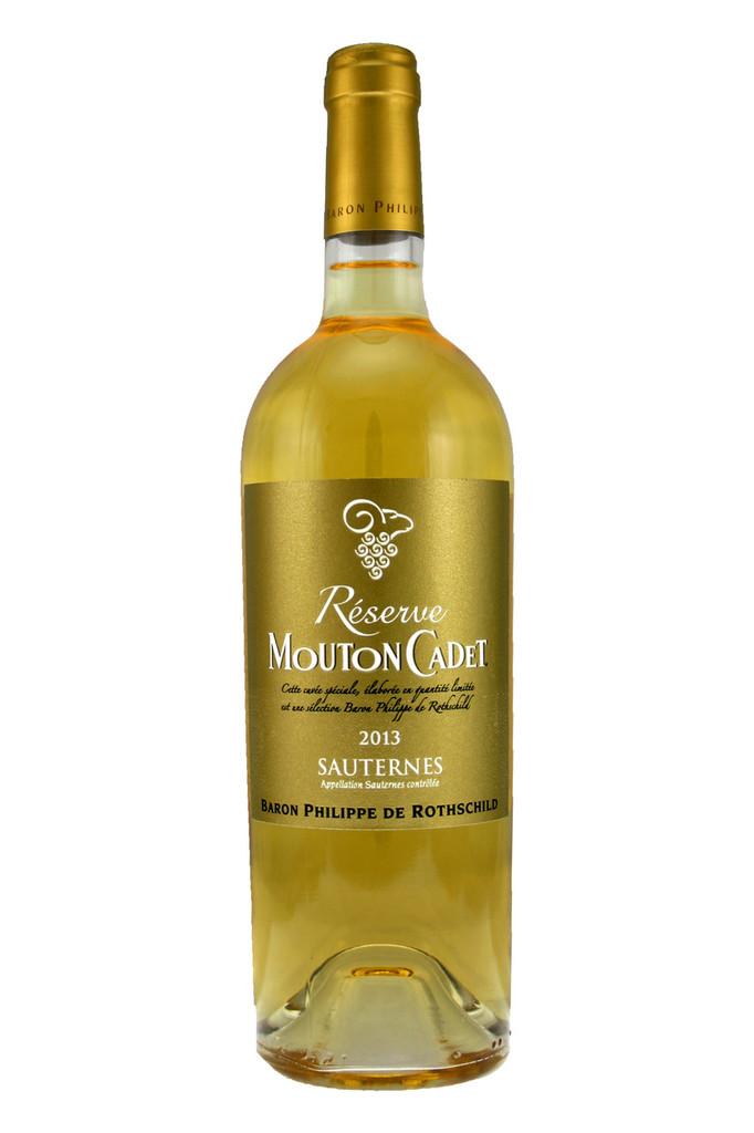 Mouton Cadet Reserve Sauternes 2013