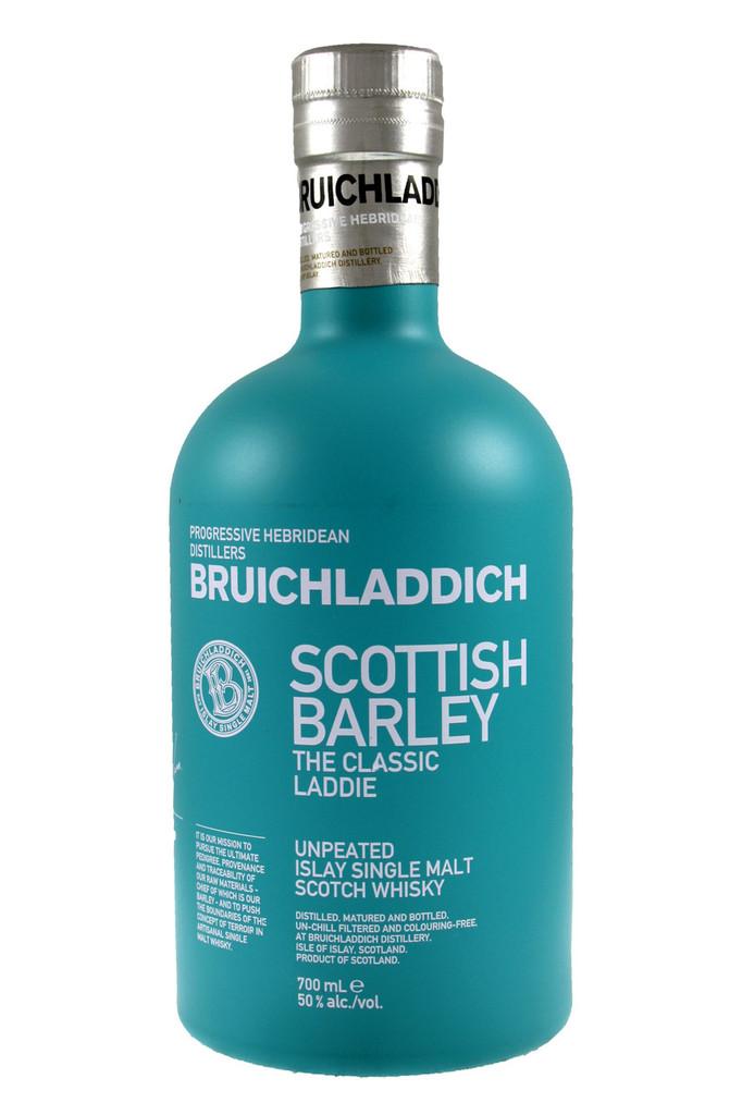 Bruichladdich Scottish Barley Single Malt The Classic Laddie