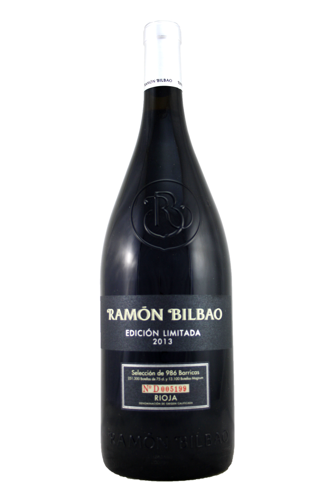Ramon Bilbao Rioja Edicion Limitada Magnum 2013