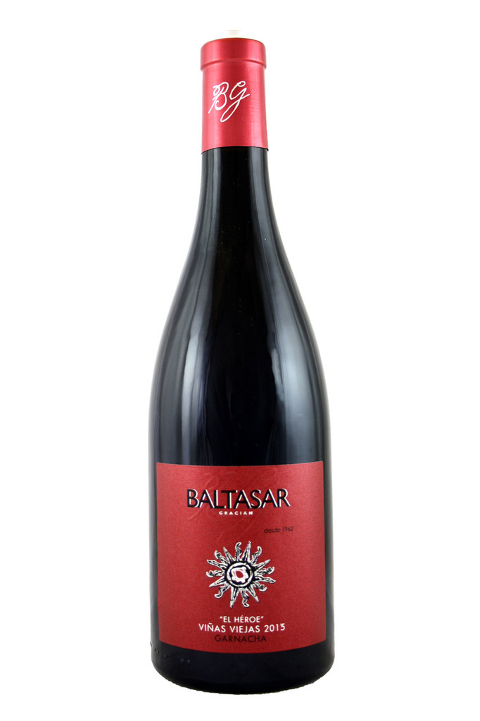 Baltasar Gracian Old Vines 2015