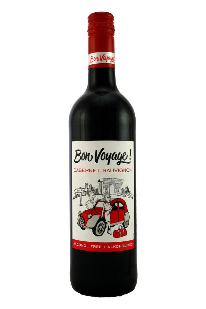 Bon Voyage Cabernet Sauvignon Alcohol Free
