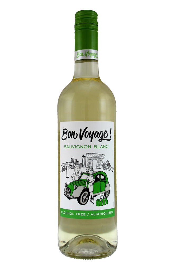 Bon Voyage Sauvignon Blanc Alcohol Free