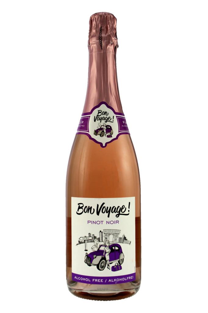 Bon Voyage Sparkling Rose Alcohol Free