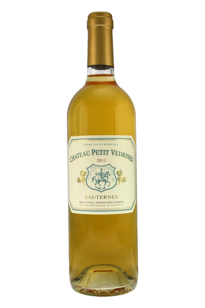 Chateau Petit Vedrines Sauternes 2011