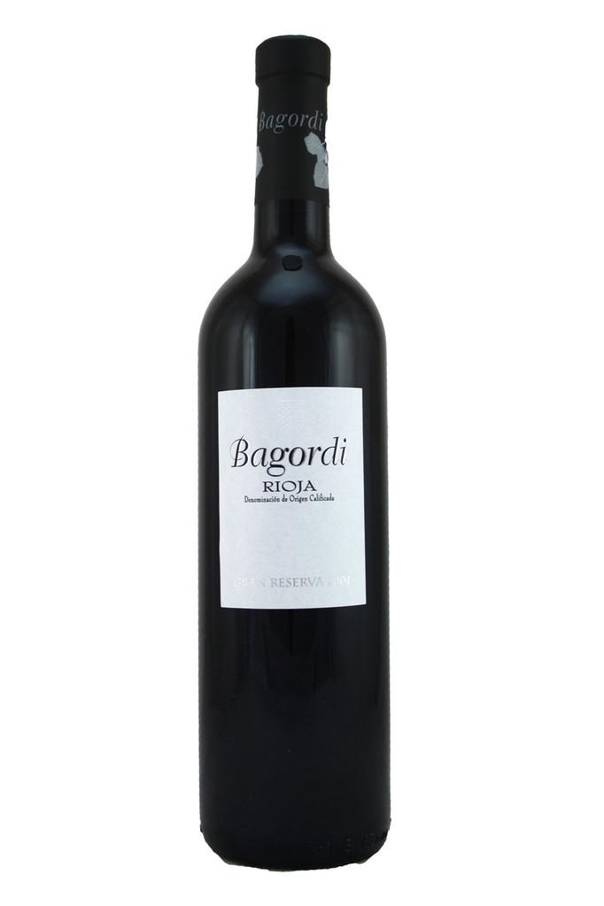 Bagordi Gran Reserva Rioja 2001