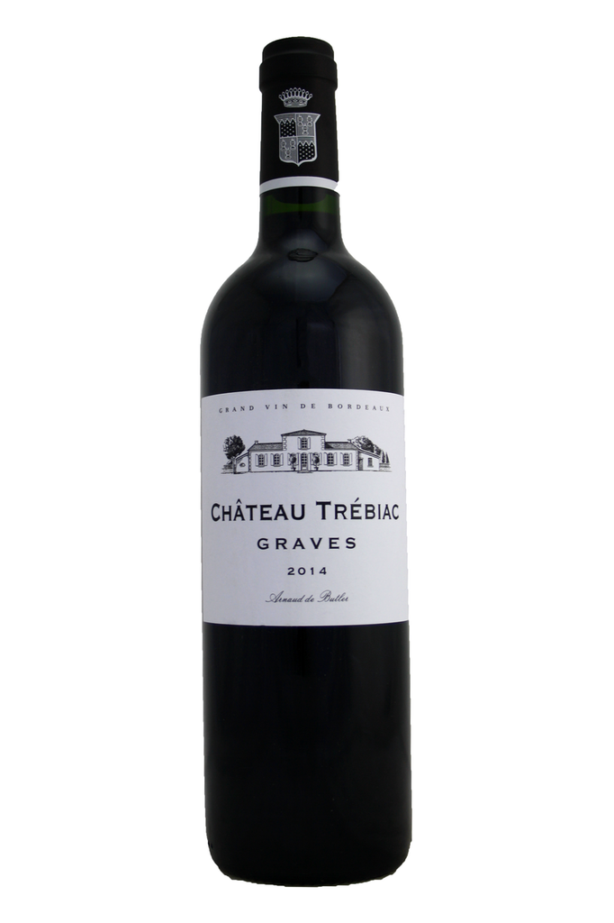 Chateau Trebiac Graves 2014