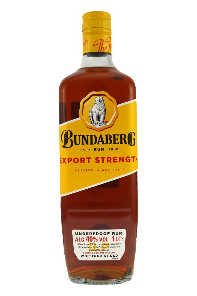 Bundaberg Rum 1 Litre