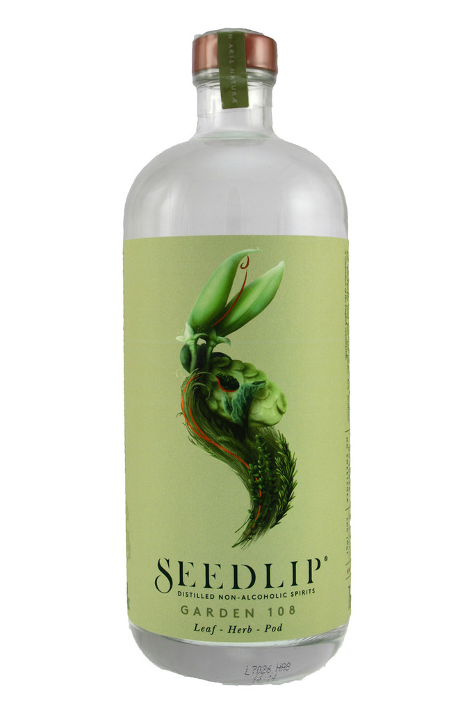 Seedlip Garden Leaf 108 Alcohol Free Botanical Spirit
