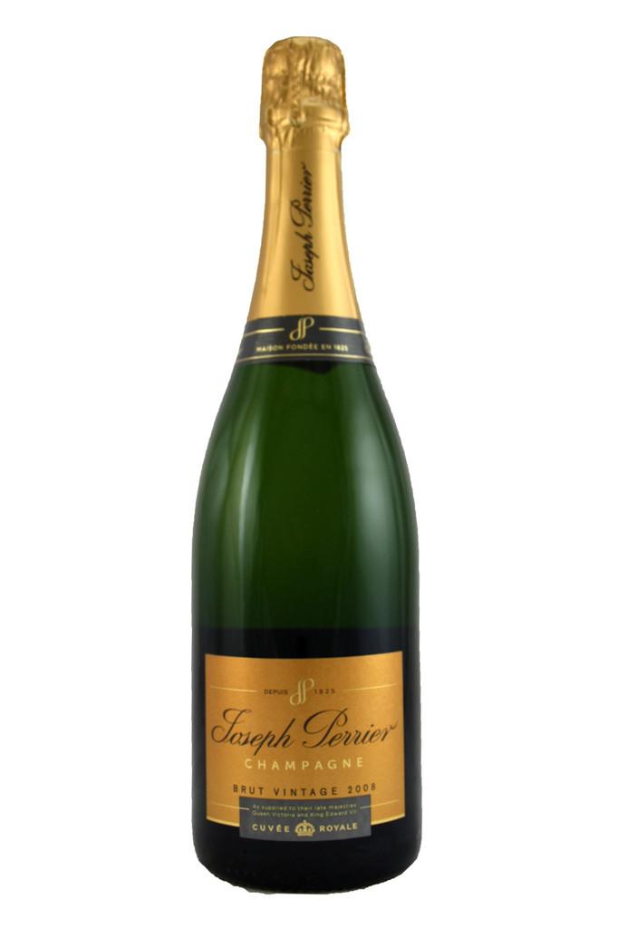 Joseph Perrier Vintage Champagne 2008 Cuvee Royale Brut