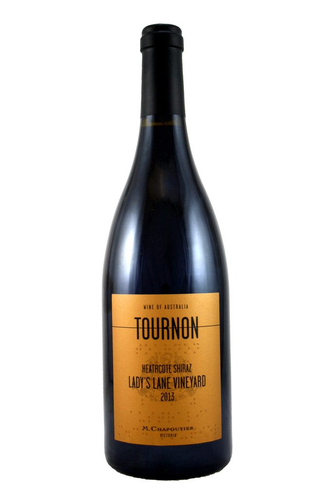Tournon Heathcote Shiraz Ladys Lane 2013 by M Chapoutier